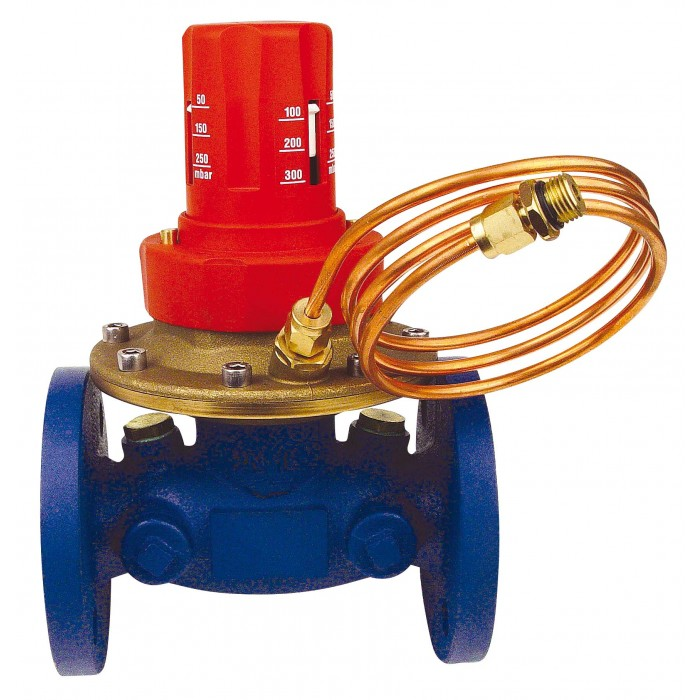 Differential Pressure Controller 4007 F
