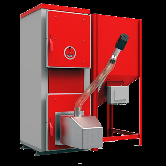 Solid Boiler Heiztechnik Hit Pellet 15