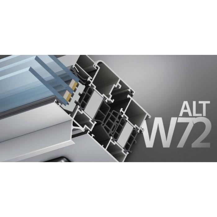 ALUTECH W72 / 6Solar-16Ar-4-14Ar-4i