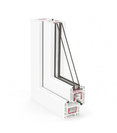 REHAU EURO Design-70 / 4low-16Td-4-12TdKr-4low