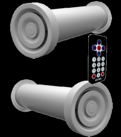 2 Ventoxx Champion with remote