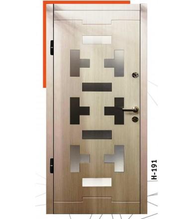 Door TERMOPLUS SOPER H191