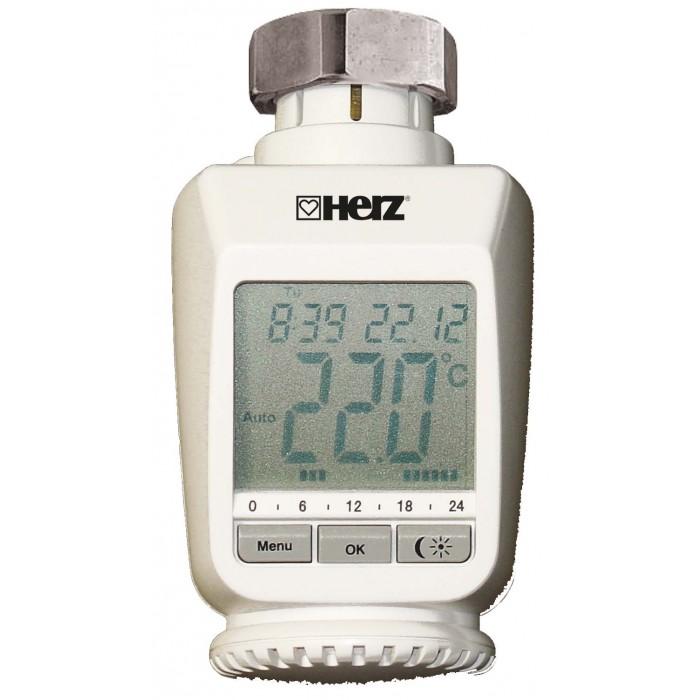 Електронна термостатична головка HERZ ETKF