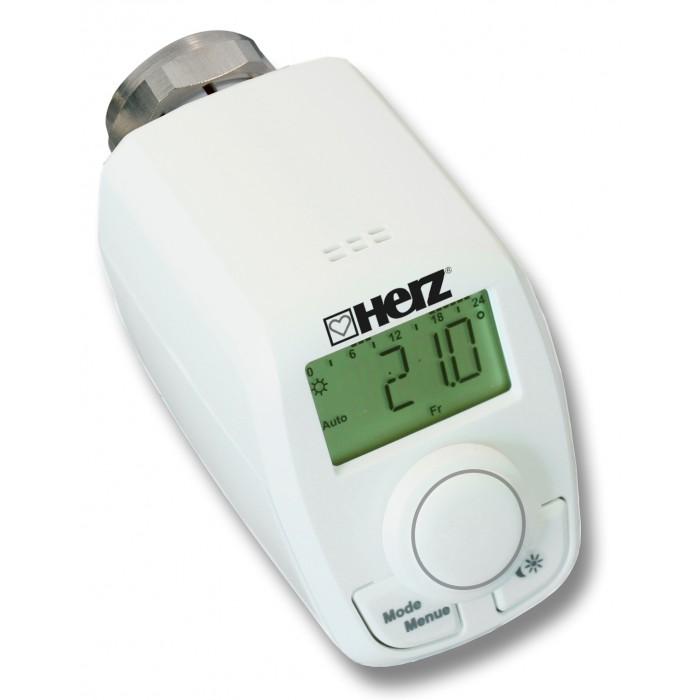 Електронна термостатична головка HERZ ETK