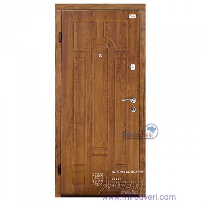 Вхідні двері TM Abwehr, модель Artemida
