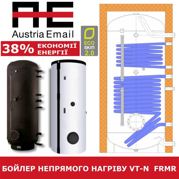 Austria Email VT-N 1000 FRMR