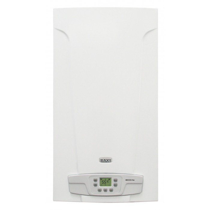 Baxi eco 4s 18 f for Baxi eco 5 compact
