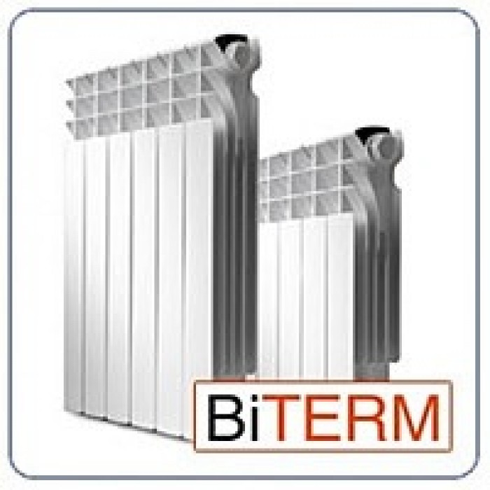 Біметалічний радіатор BITERM