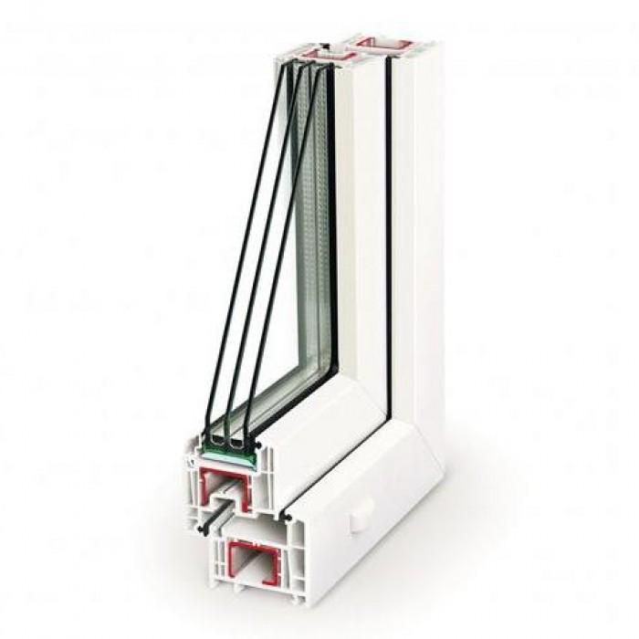 REHAU Euro-Design 70 / 4solar-10Td-4-10Td-4i