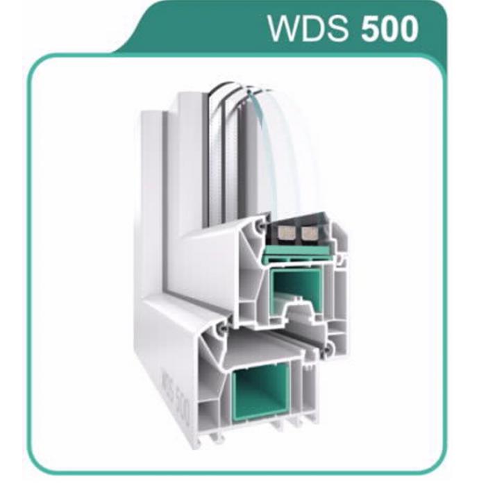 WDS 500 / 4Solar-10TdAr-4-10TdAr-4i