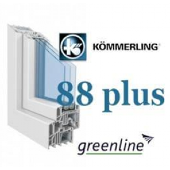 KÖMMERLING 88 Reloaded / 4i-22-4-22-4i