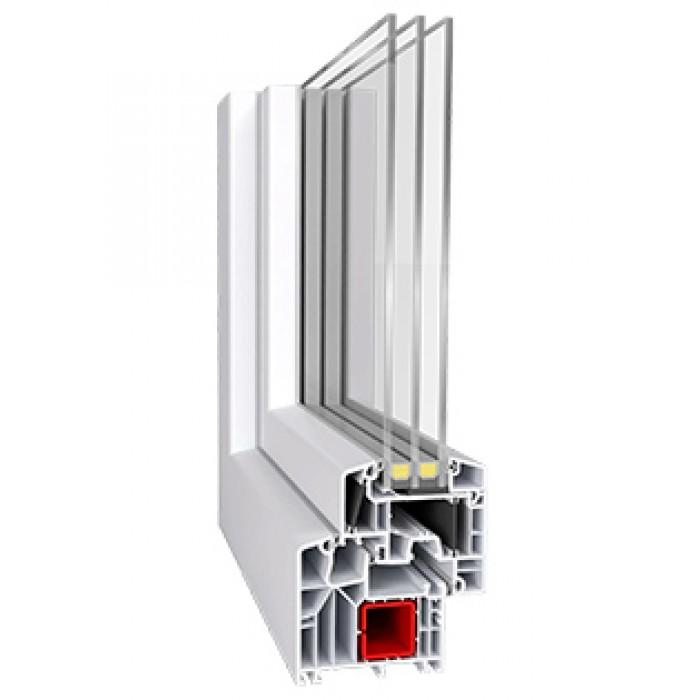 Lux (Aluplast IDEAL8000 / 4i-18Ar-4-18Ar-4i)
