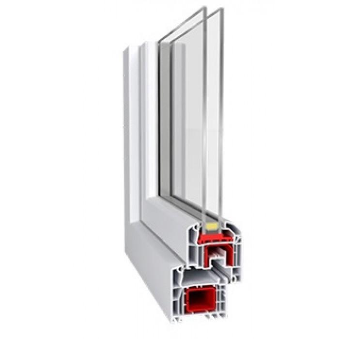 Termo (Aluplast IDEAL4000 euro / 4zero-10TdKr-4-10TdKr-4zero)