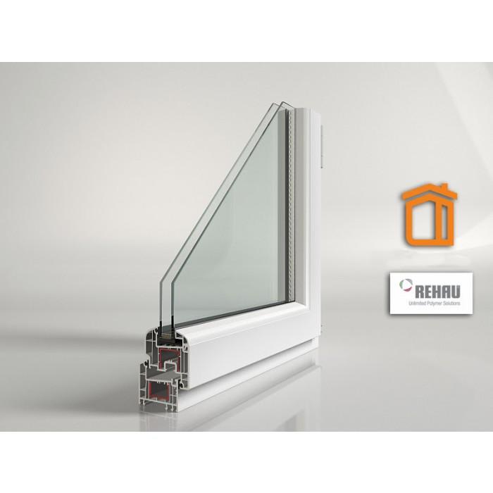 REHAU EURO Design-70 / 4i-16TdAr-4-12TdAr-4i