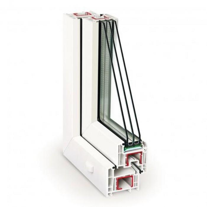 REHAU Euro Design 70 / 4Zero-14TdAr-4-14TdAr-4i