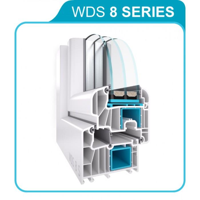 WDS8 / 4-16-4-16-4i