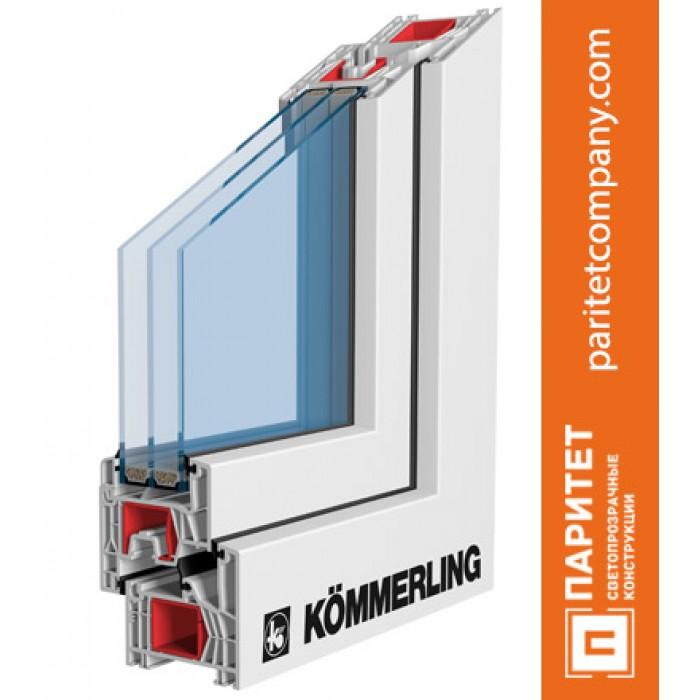 Kömmerling 76 MD / 6-14TdAr-4-16TdAr-4i