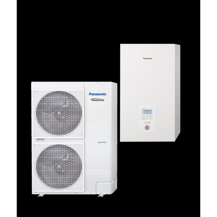 Panasonic Aquarea HIGH PERFORMANCE KIT-WC16H9E8