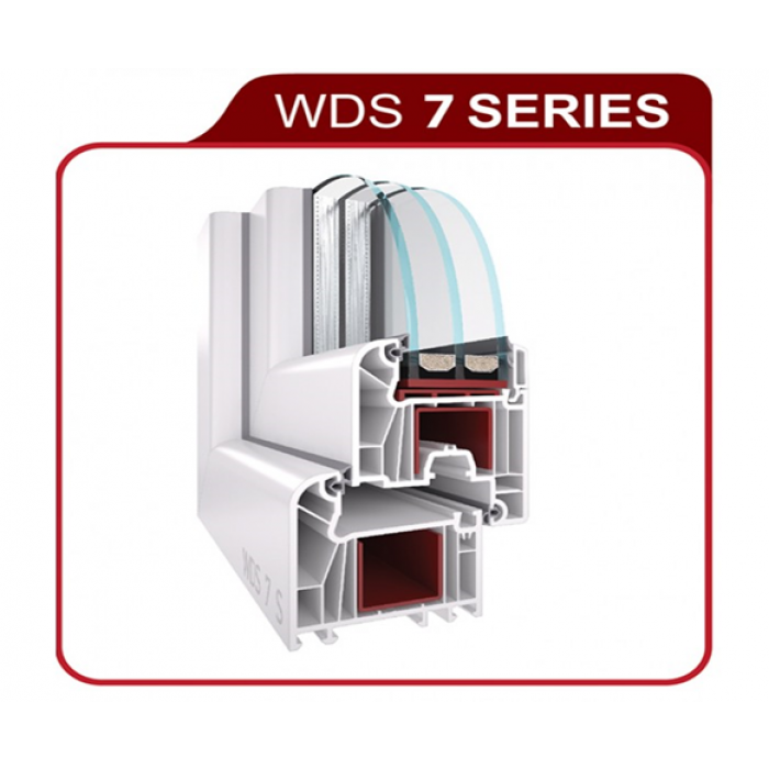 WDS 7 Series / 4i-12-4-16-4i
