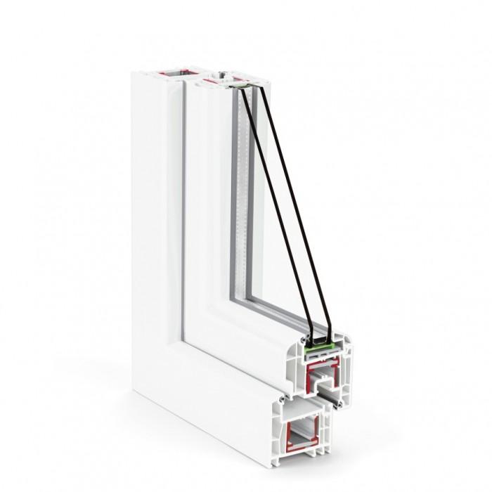 REHAU Brillant Design / 4i-14Ar-4-14Ar-4i