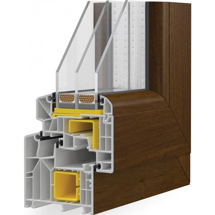 SP 8000 (Aluplast Ideal 8000 / 4-16-4-14Ar-4i)