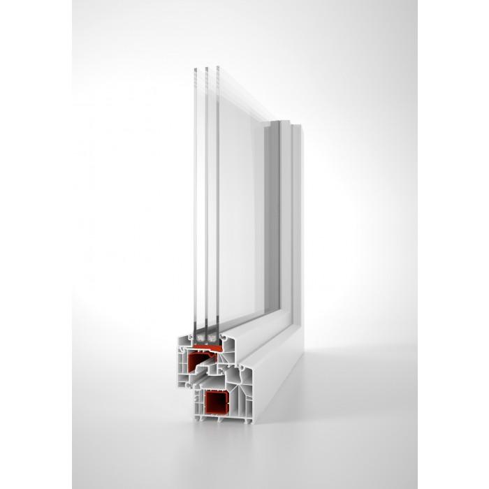 SP 8000 (Aluplast Ideal 8000 / 4-20Ar-4-16Ar-4i)