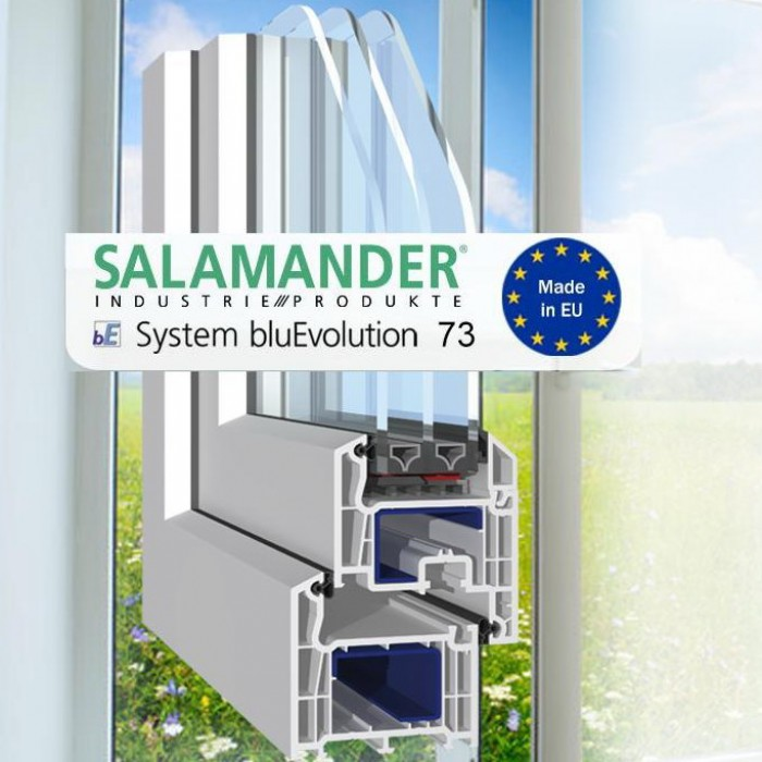 Salamander BluEvolution 73 / 4Solar-16-4-16-4i