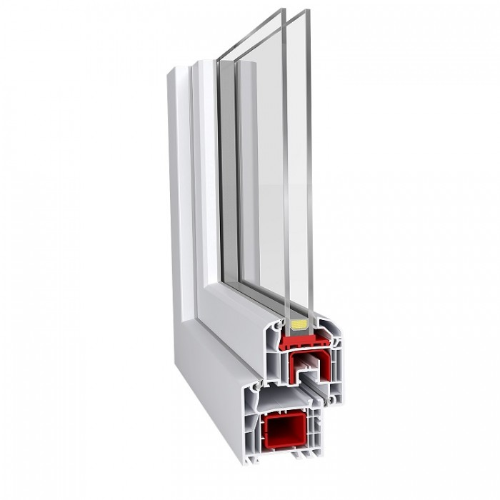 Aluplast ideal 4000 / 4Low E-10Ar-4-10Ar-4Low E