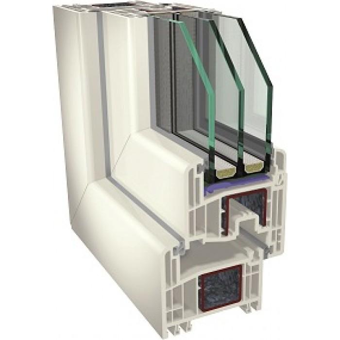 Gealan S8000 / 4Solar-16TdAr-4-16TdAr-4i
