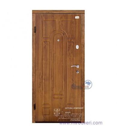 Вхідні двері TM Abwehr, серія COTTAGE