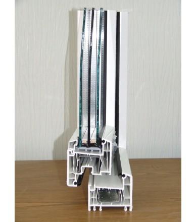 REHAU Euro-Design 70 / 6i-14TdAr-4-12TdAr-4i