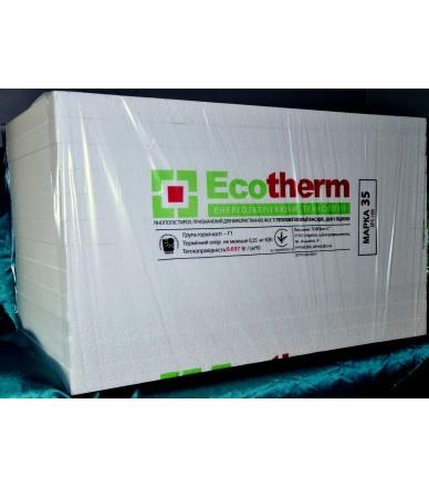 Ecotherm ПСБ-С 35 (EPS 100) (100 мм)