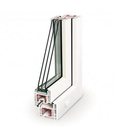 REHAU Euro-Design 70 / 4zero-14Td-4-14Td-4i