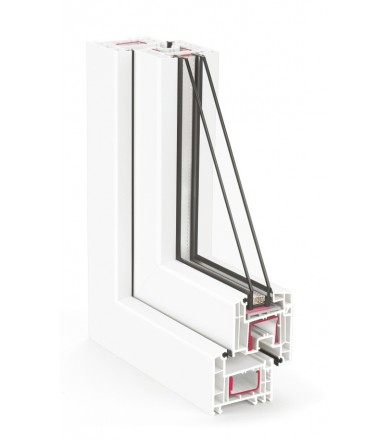 REHAU Euro Design 70 / 4Solar-10Ar-6-8-4i