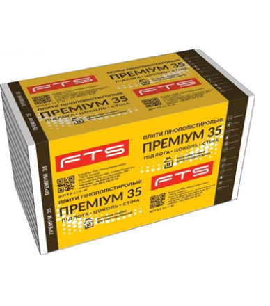 "FTS ""Преміум 35"" EPS 140 - (120 мм)"