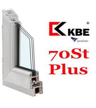 KBE 70ST Plus / 4-12-4-14-4zero
