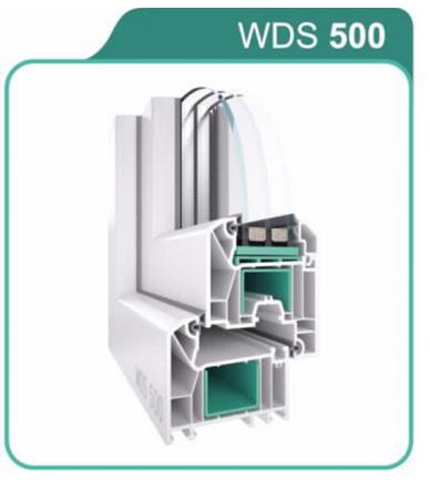WDS 500 / 4zero-10Ar-4-10-4i