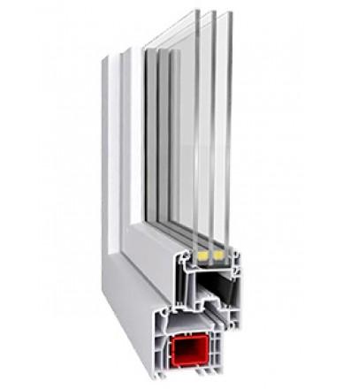 Premium energeto (Aluplast IDEAL4000 energeto / 4i-14Ar-4-14Ar-4zero)