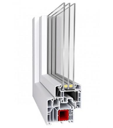 Lux (Aluplast IDEAL8000 energeto / 4mf-18Ar-4-18Ar-4i)