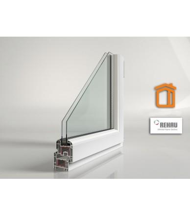 REHAU EURO Design-70 / 4i-16TdKr-4-12TdKr-4i
