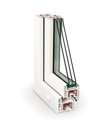 REHAU Euro Design 70 / 4i-14Ar-4-14Ar-4i