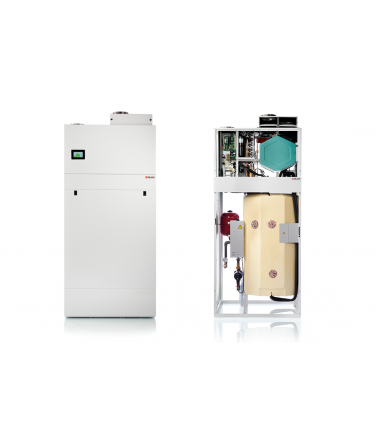 Compact Polar Cooling Solar EK 9 kW