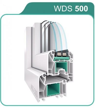 WDS 500 / 4i-14Ar-4-14Ar-4i