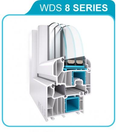 WDS 8 Series / 4i-16Ar-4-16Ar-4Solar