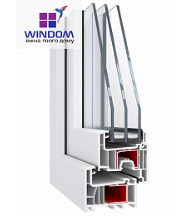 Windom delux / 4-14-4-16Ar-4LowE