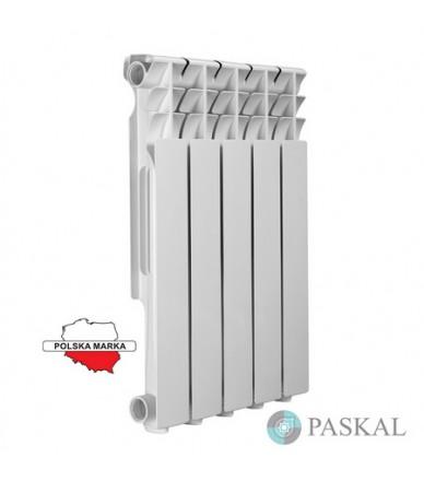 PASKAL Алюмінієвий радіатор 500/80