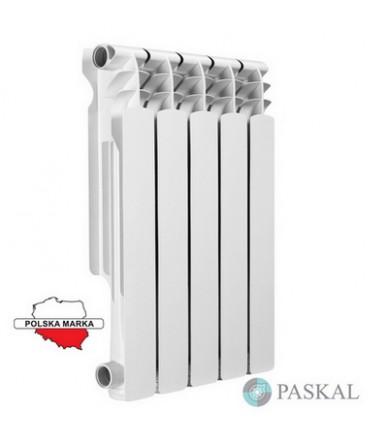 PASKAL Біміталевий радіатор 500/80