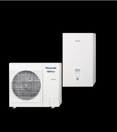 Panasonic Aquarea HIGH PERFORMANCE KIT-WC09H3E5