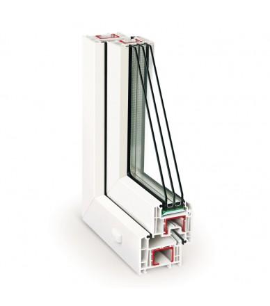 REHAU Ecosol Design 70 / 4i-14Ar-4-14Ar-4i