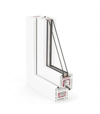 Rehau Euro-Design 70 /  4Sol-10-4-10-4i